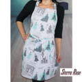 Pretty Paris Belle Women's Apron    FREE Post !