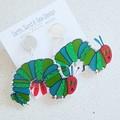 Acrylic Dangle Earrings