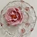 Ladies  faux  Flower Corsage