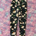 Florals size 3 girls leggings tights full length
