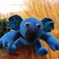 "Koala Softy  ""Blue"""