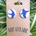 Blue Bird Studs 19mm