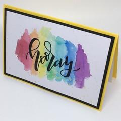 Congratulations Card - Hooray