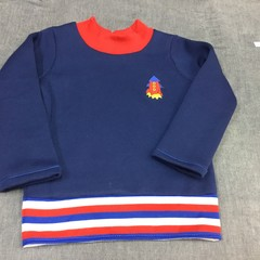 Children's size 2 fleecy tee shirt