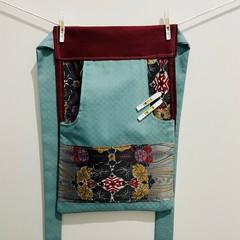 Handmade Peg Bag