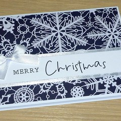 Christmas Card - Snowflakes