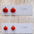 Halloween earrings - FREE upgrade to express shipping