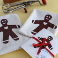 Scandinavian style Gingerbread ''The Swedish Chef'' gift pack