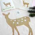 Nordic style Deer ''Clean & Green'' gift pack