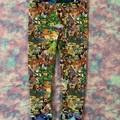 Character mashup kids size 3 full length leggings tights