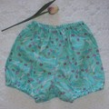 baby girl bloomers/panties/shorties - size 3- 6  mths several designs