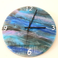 GALAXY CLOCK (please contact me about this item)