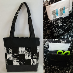 Bespoke Up-cycled Denim Bags