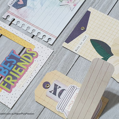 Scrapbook & Journal Embellishments