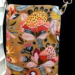 Kirsten Katz floral Phone Bag