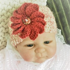 Sunshine Headwrap for Baby