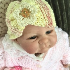 Mellow Yellow Headwrap  for Baby