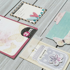 Scrapbook & Journal Embellishments Set 5