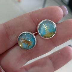 Jasmine Jamberry stud earrings