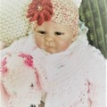 HEADBAND  for Baby/Reborn