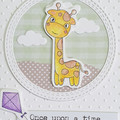 Once Upon A Time Handmade Card