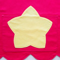 Butterbeans Cafe's Dazzle's apron - toddler girls - age 2-6 years