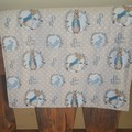 PETER RABBIT NAPPY CHANGE MAT