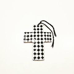 Wall Art - Shady Crosses Cross