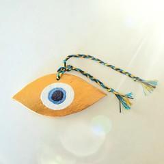 Wall Art - Golden Eye