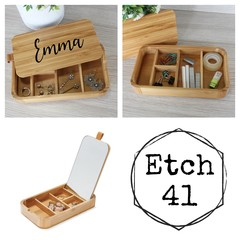 Personalised Storage Box - Perfect Teacher Gift