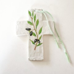 Wall Art - Elia - Olive Branch