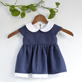Peterpan and Lace Baby Dress Size 0
