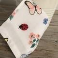 Face Mask 3 Layers *Ladybug* washable Australia made with filter pocket