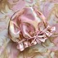 Showercap Pink Ripple