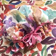 Showercap  Abstract Colour
