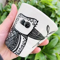 Kookaburra cup