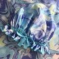 Showercap Blue Ripple