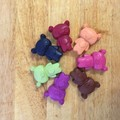Teddy Bear Crayons