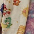 Care Bears kids size 0 (6-12 months) full length leggings tights