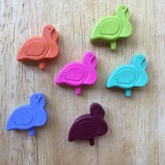 Flamingo  Crayons