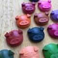 Piggy Crayons
