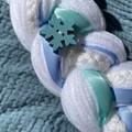 Elsa Inspired Yarn Wig-Deluxe