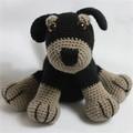 Softie Rottweiler Puppy Dog