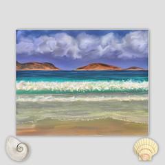 Lucky Beach near Esperance_Western Australia DIY Printable