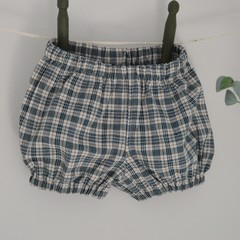 Unisex nappy cover sizes newborn to 3 years / cotton bloomers