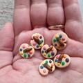 Paint palatte earrings