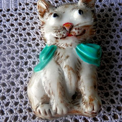 Hey There Pussycat Brooch