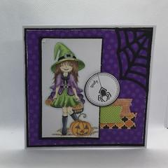 Halloween - Spooky Girl