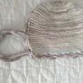 Toddler Bonnet/ Hat