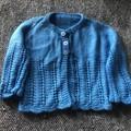 Baby boy jacket size 0-3 months